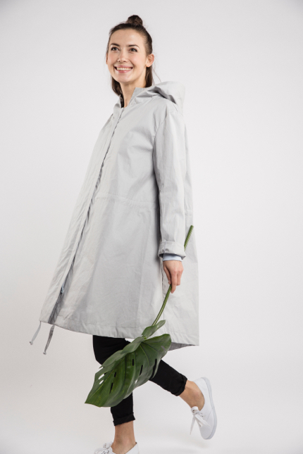 LeMuse light blue RAIN raincoat-2