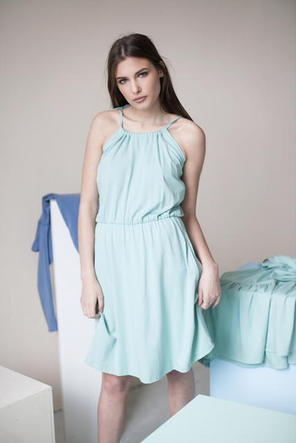 LeMuse mint SUMMER dress