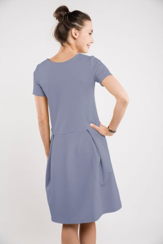 LeMuse light blue MADMUAZEL dress-1