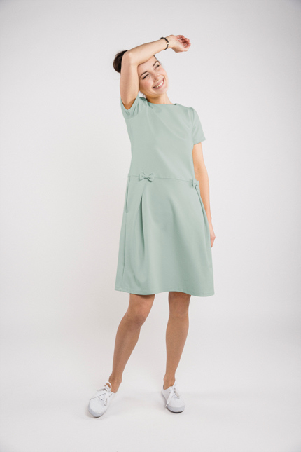 LeMuse mint MADMUAZEL dress