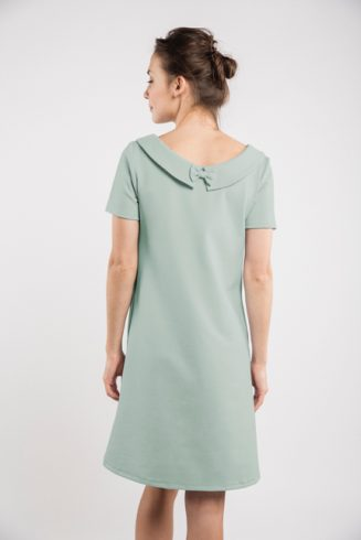 LeMuse mint STORY dress-1