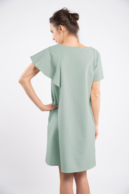 LeMuse mint SUMMER WING dress-1
