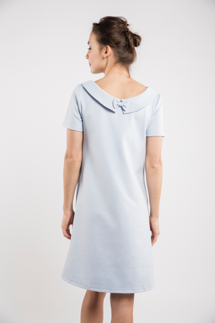 LeMuse sky blue STORY dress